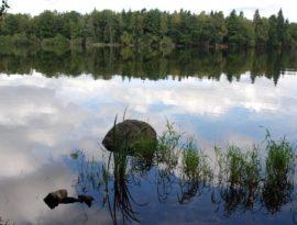 La région compte de nombreux lacs artificiels comme le Lac des Settons