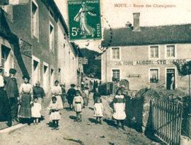 Au milieu du 19ème siècle